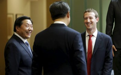 Does it Matter if Facebook can Lobby China?