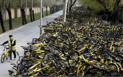 Bike Sharing in China: What happened to the craze?