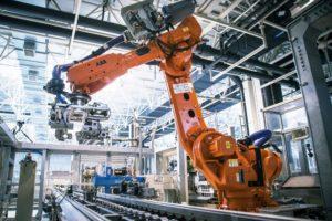 robotics industry in china