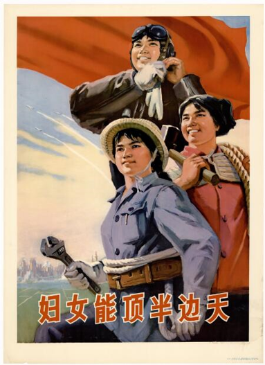 Women's labor participation in China