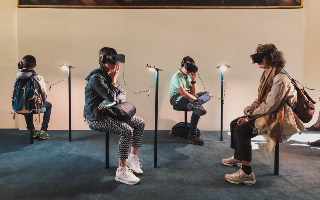 Virtual Reality in China