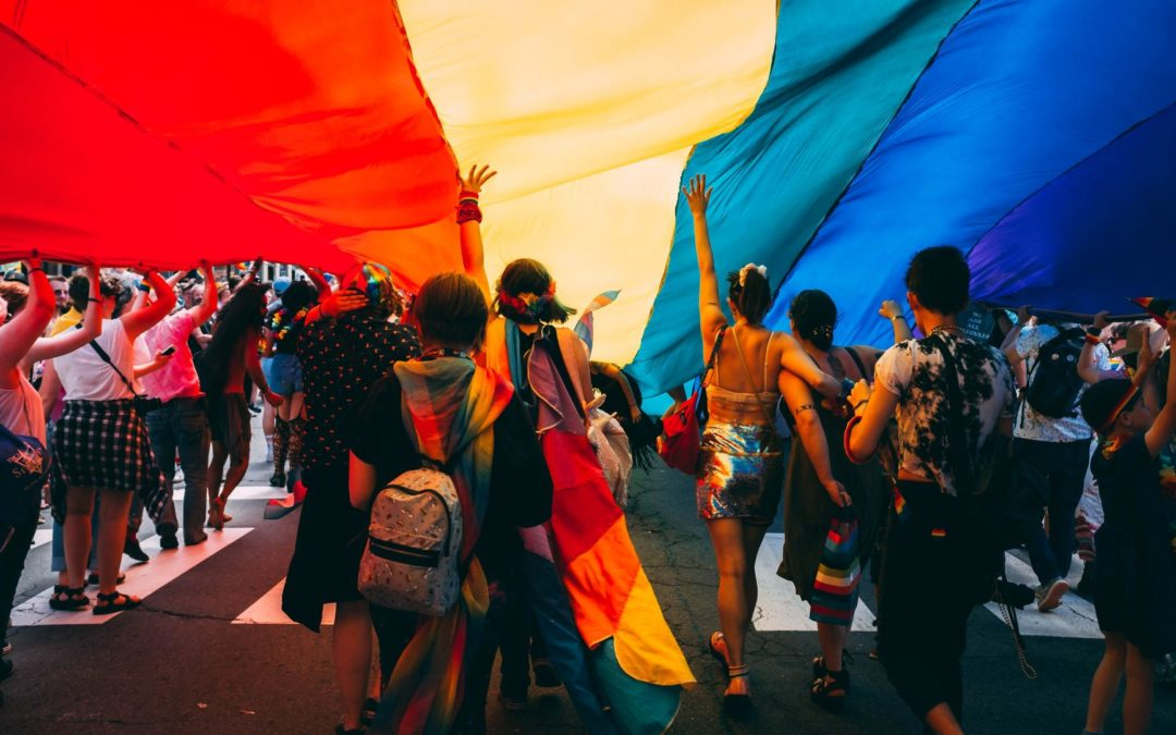 The LGBT+ Community and Pride in China