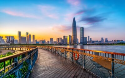 What Does Shenzhen Model City Mean?
